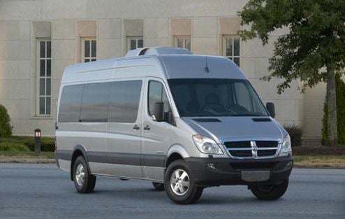 Automobile Mag's Top List Of Road Trip Vehicles Gives Sprinter The Nod, Finds Way Into Our Hearts