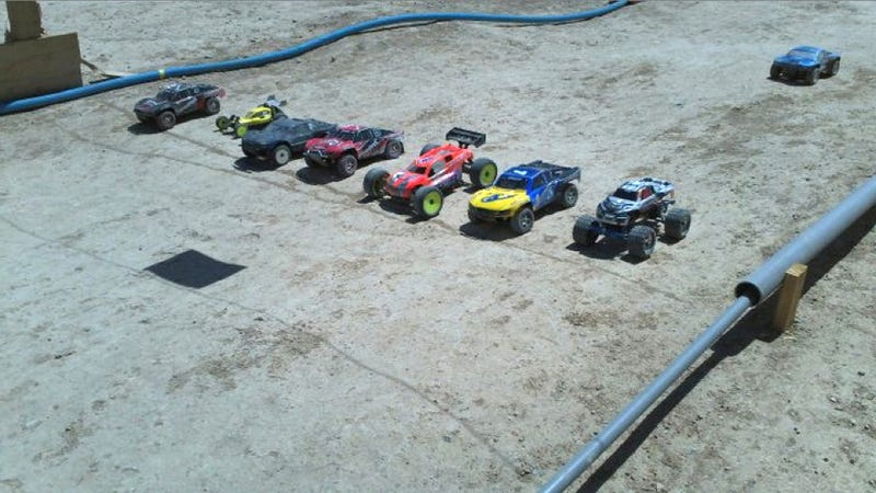Afghanistan RC cars: Pictures