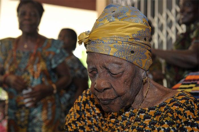 Elder Stateswoman