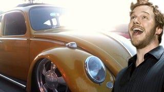 Chris Pratt Built Himself An Awesome Little Hot-Rod Beetle