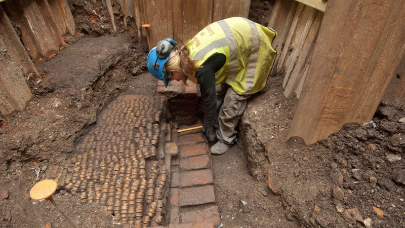 Shakespeare's long-lost Curtain Theatre has been unearthed in London