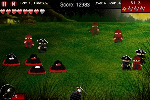 Ask a Ninja iPhone Game Preview