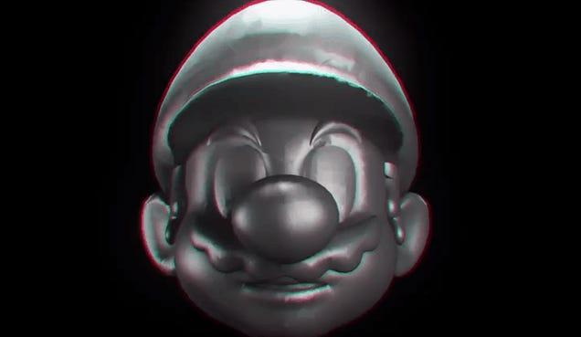 The Luigi Death Stare Meme Is Over