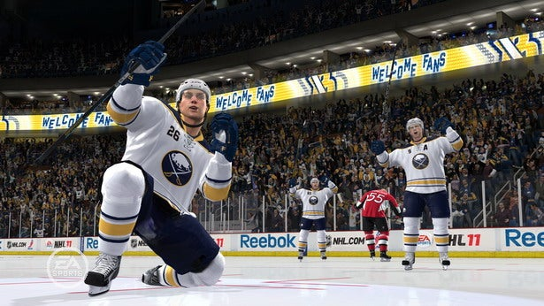 NHL 11 New Sweaters