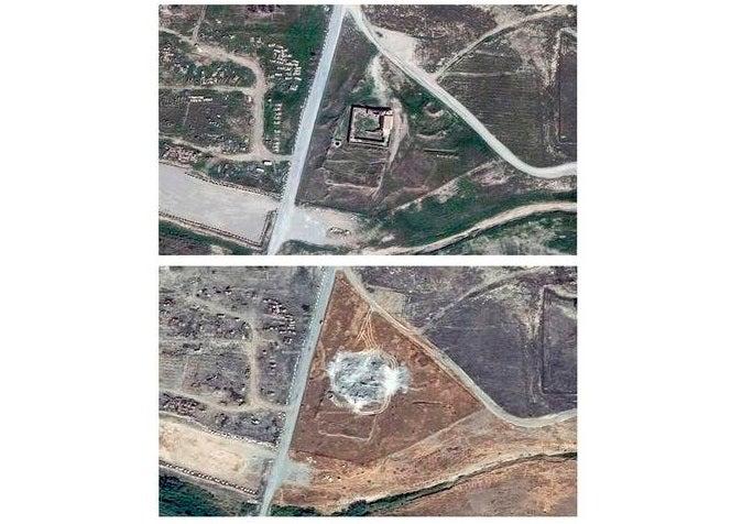 ISIS destruye el monasterio cristiano más antiguo de Irak, con más de 1400 años de historia