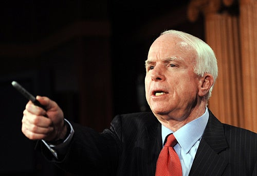 John McCain Has Now Crossed Entire Political Spectrum on Immigration