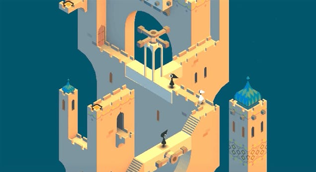 On Thursday, Get Monument Valley