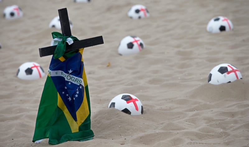 A Decapitated Ref, And What It Doesn't Say About Brazilian Soccer