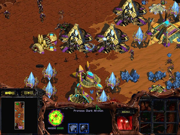 StarCraft Legal Tussle Over TV Rights Brewing