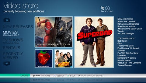Sony Video Store DRM To Allow Just One Download