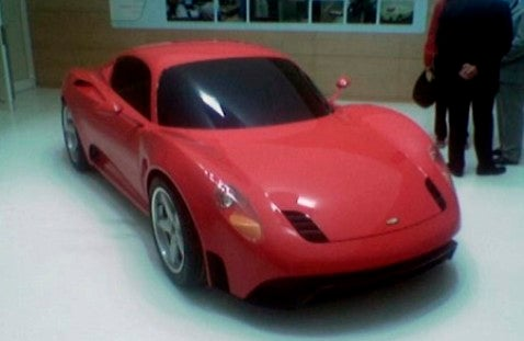 Ferrari Group Hug: A Non-Dino Dino Takes Shape