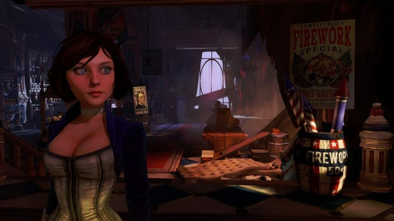 BioShock Infinite's Heroes Will Change Each Other In 'Profound' Ways