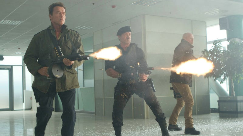 Audiences Love Action Stars, Hate Obama