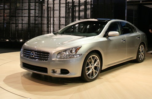 2010 Nissan Maxima Diesel Transmission Rumors Shift, Now Automatic-Only