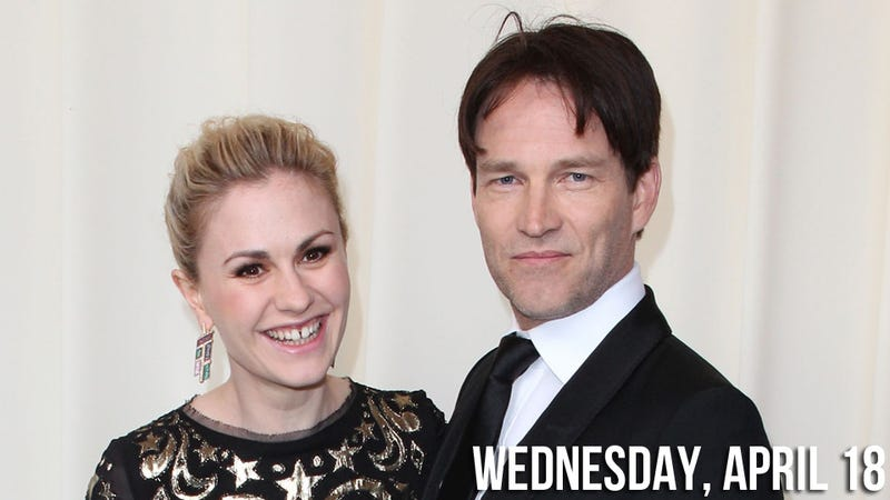 Anna Paquin and Stephen Moyer Are Expecting a Wee Little Half-Vampire