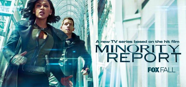 Se filtra el episodio piloto completo de la serie Minority Report