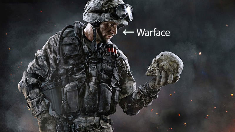 If You Want To Be Taken Seriously, Don't Call Your Game Warface