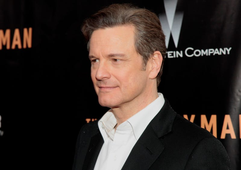 "Colin Firth ""Consciously Uncouples"" With Paddington Movie, Blames Accent"