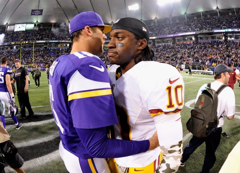 "Univ. Of Minnesota: Vikings Will Help Ban ""Redskins"" During Nov. 2 Game"