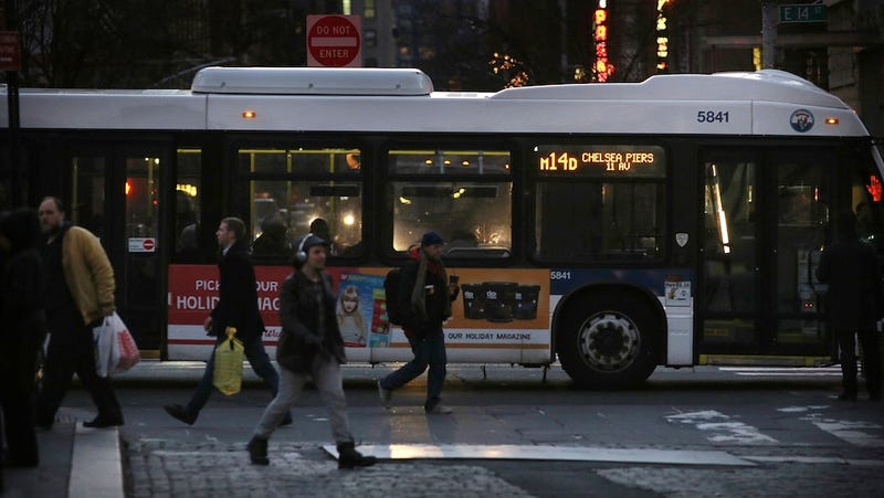 MTA Driver Bans 10-Year-Old Boy From Bus for Speaking Arabic