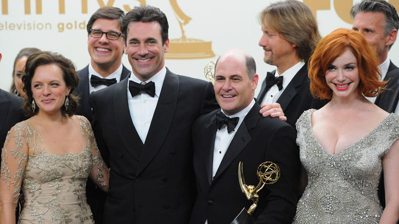 Mad Men Creator Gives Away the Series' Ending