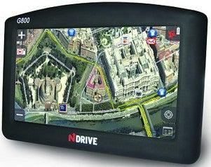 NDrive G800 GPS Uses Real Photography For Navigation