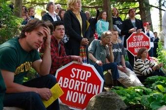 Anti-Abortion Groups Split On Reaction To Tiller's Murder