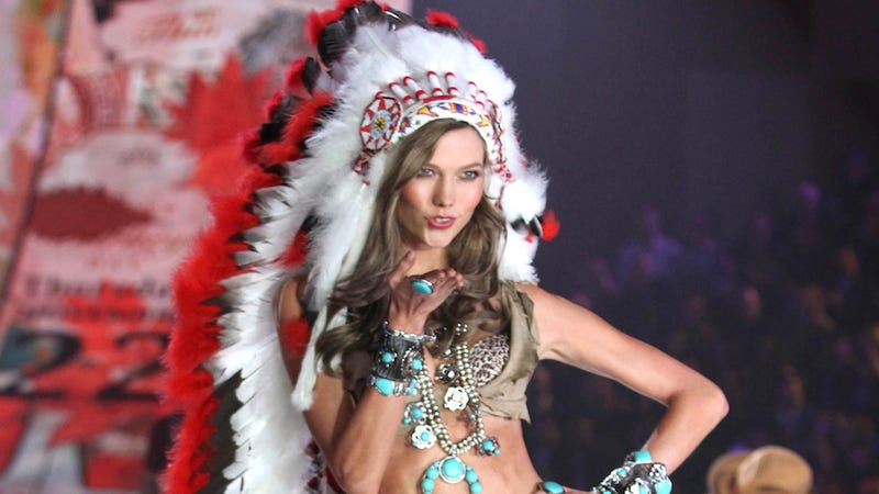 Victoria's Secret Is Sincerely Sorry for Using A Native American Headdress in Their Fashion Show
