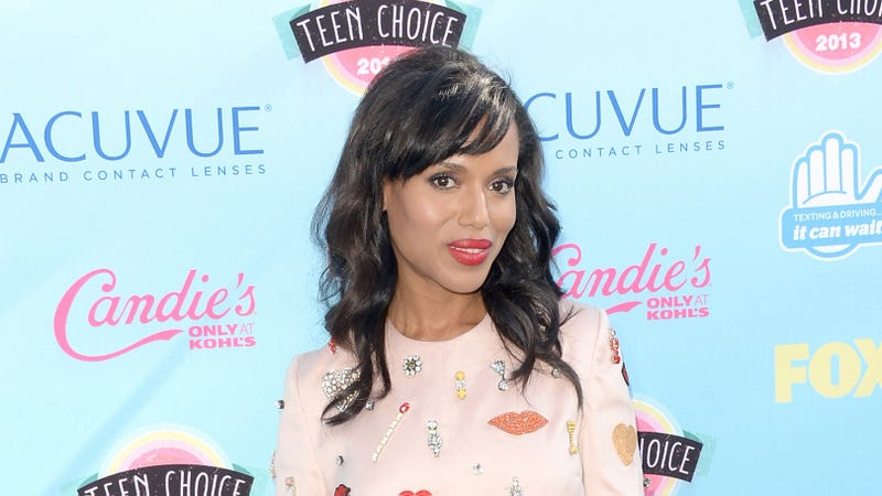 Kerry Washington Learned Not to Tell You Riff-Raff Her Secrets