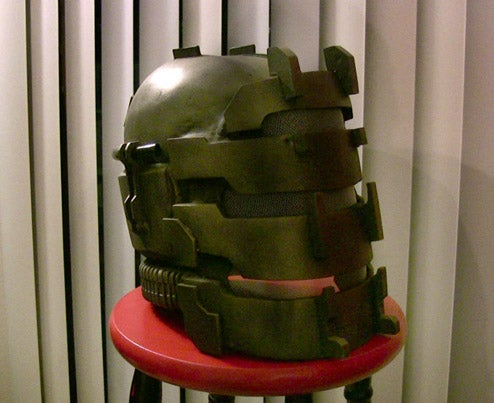 This Is The Dead Space Helmet You Can Win