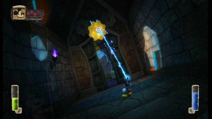 Epic Mickey Lets Mickey Mouse Be A Jerk