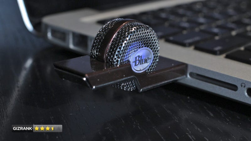 Blue Microphones Tiki Review: The Perfect Little Computer Mic