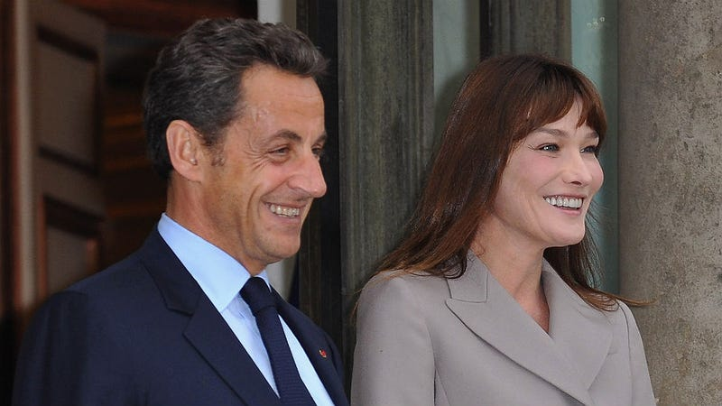 Being First Lady of France Ruined Carla Bruni's Modeling Career