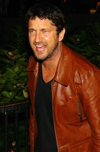 Gerard Butler, You Are Officially on Movie Star Probation