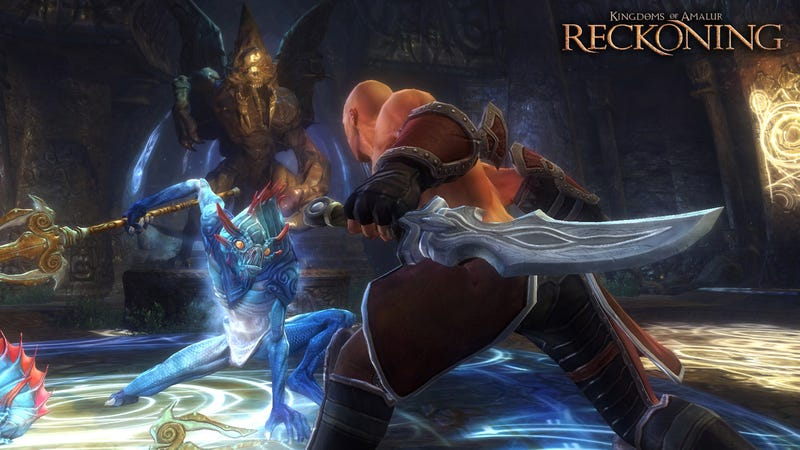 First Reckoning Screens And Trailer Look Very Promising