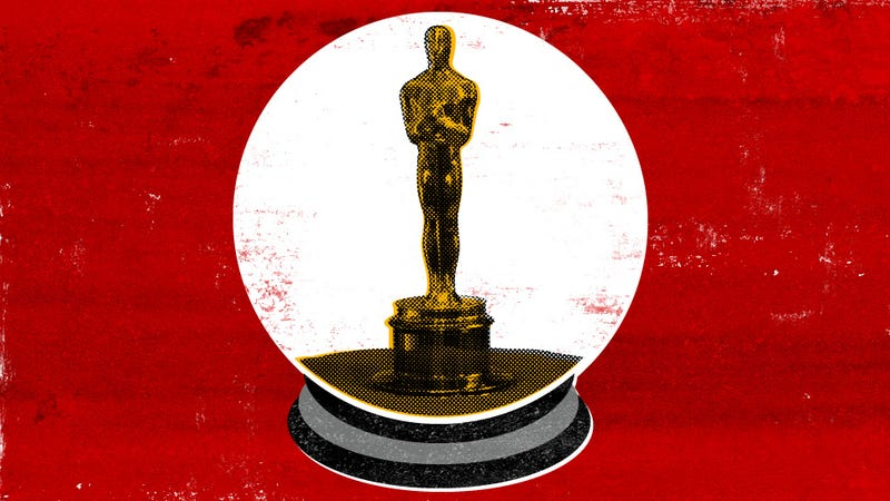Make Your Oscar Predictions Here