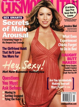 """Women Come Last In """"The #1 Women's Magazine"""""""