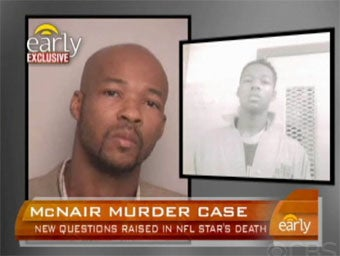 CBS Airs More McNair Dirt, Police Beat Them To The Punch