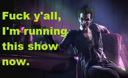 Arkham Origins, We Need to Talk About Your Story