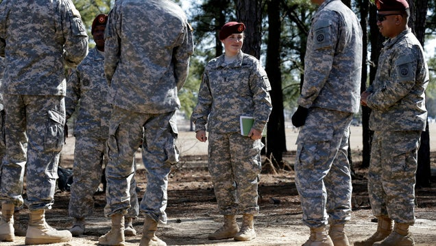 A Look At How Women Are Being Integrated Into the Military