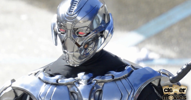 First Looks: Avengers 2's Ultron And Doctor Who's New Sonic Screwdriver