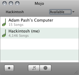 Download Music from Your Friends' iTunes Libraries Over the Internet with Mojo