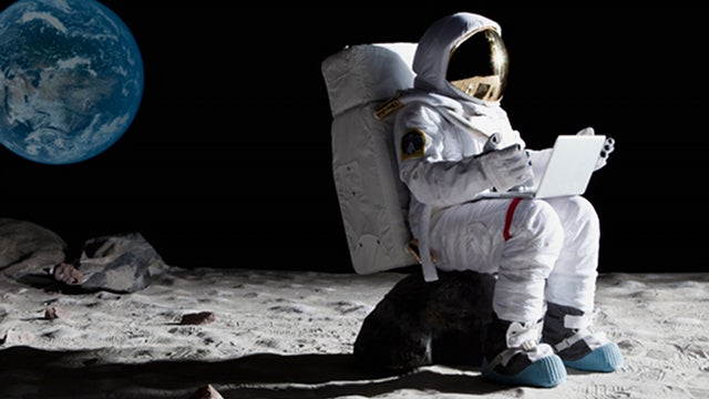 Should we build a supercomputer on the moon?