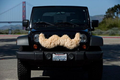 Carstache: Ready Your Car For Next Movember