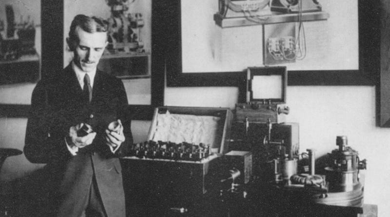 Why Is There No Footage of Nikola Tesla Online?