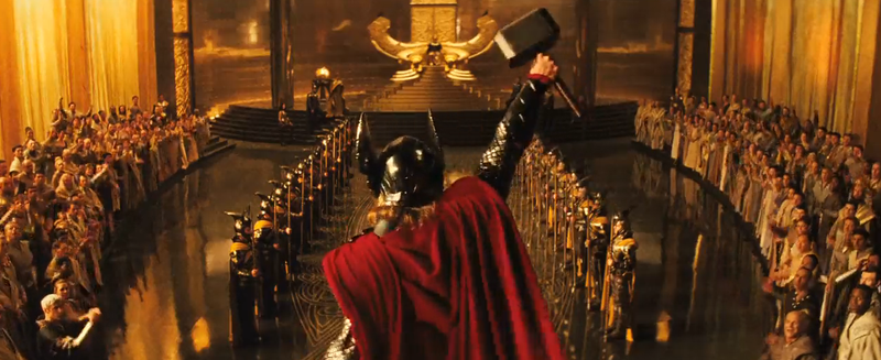 Who's who in Asgard: a scene-by-scene breakdown of the new Thor trailer