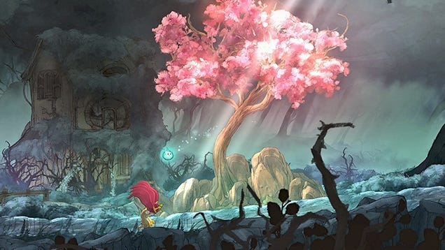child of light ingame