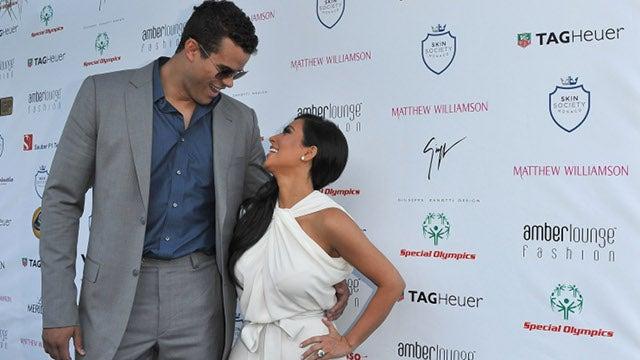 Kim Kardashian And Kris Humphries Negotiate Their Prenup
