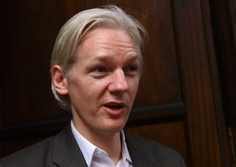 Sweden Issues Warrant for Julian Assange