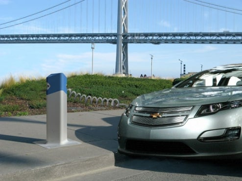 "Chevy Announces ""Plug-In-Ready"" Initiative To Wire Communities For Volt"